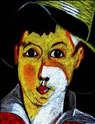 Boy Lost Art Print