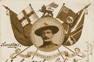 Boy Scouts Founder Original