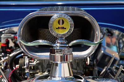 Photograph - Boyce Motometer by Arthur Dodd