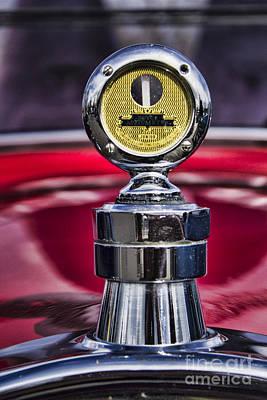 Photograph - Boyce Motometer by Steven Parker