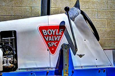 Photograph - Boyle Valve Spc by Josh Williams