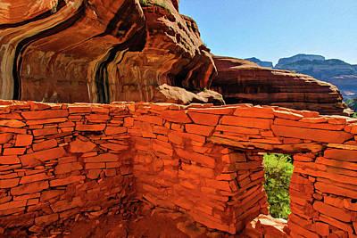 Photograph - Boynton Canyon 04-234 by Scott McAllister