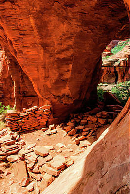 Boynton Canyon Photograph - Boynton Canyon 04-647 by Scott McAllister