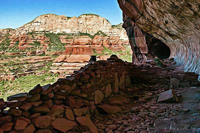 Photograph - Boynton Canyon 05-1019 by Scott McAllister