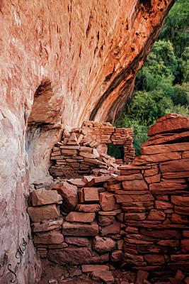 Photograph - Boynton Canyon 05-116 by Scott McAllister