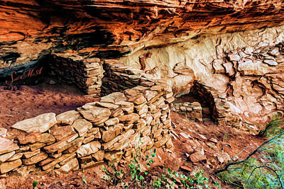 Boynton Canyon 08-012 Art Print