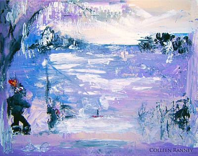 Painting - Be Brave By Colleen Ranney by Colleen Ranney