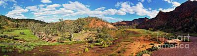 Photograph - Bracchina Gorge Flinders Ranges South Australia by Bill Robinson