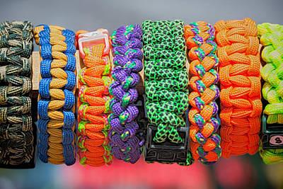 Photograph - Bracelets by Lewis Mann