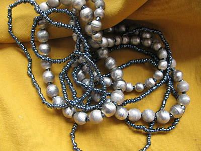 Costume Jewelry Photograph - Bracelets by Lindie Racz