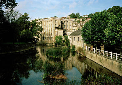 Photograph - Bradford Upon Avon by Shaun Higson
