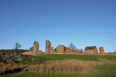 Photograph - Bradgate House by Mark Severn