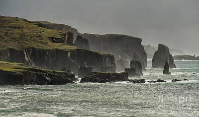 Photograph - Braewick Shetland by Lynn Bolt