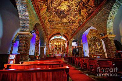 Photograph - Braga Castle Church by Rick Bragan