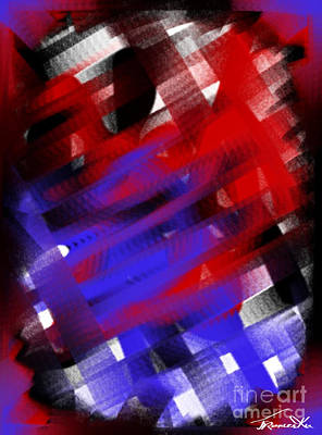 Painting - Brain Buzz by Frances Ku
