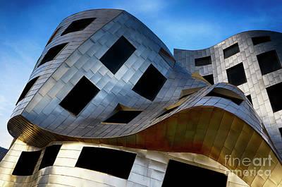 Photograph - Brain Institute Las Vegas Nevada by Bob Christopher