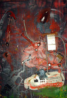 Brain Surgery Art Print by Leigh Odom