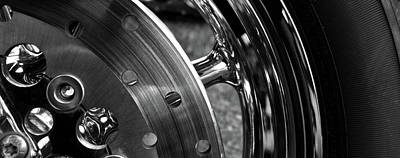Photograph - Brake Disc by Michael Thibault