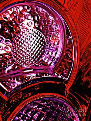 Easter Egg Hunt Rights Managed Images - Brake Light 8 Royalty-Free Image by Sarah Loft