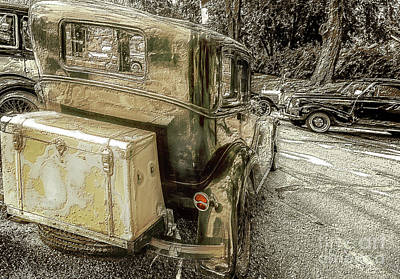 Photograph - Brake Time by John Anderson
