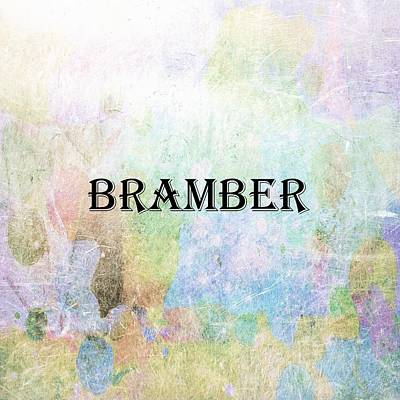 Digital Art - Bramber by Dorothy Berry-Lound