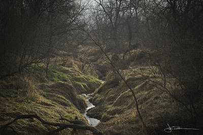 Photograph - Bramble Rill by Jim Bunstock