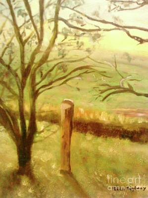 Painting - Brampton Valley Way by Paula Maybery