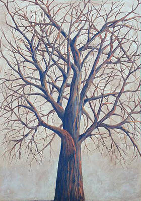 Painting - Branches by T Fry-Green