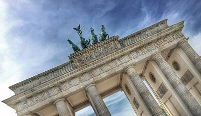 Photograph - Brandenburg Gate by Dirk Jung