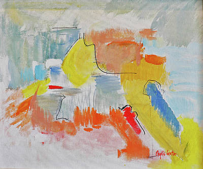 Painting - Brando by Phyllis Hanson Lester