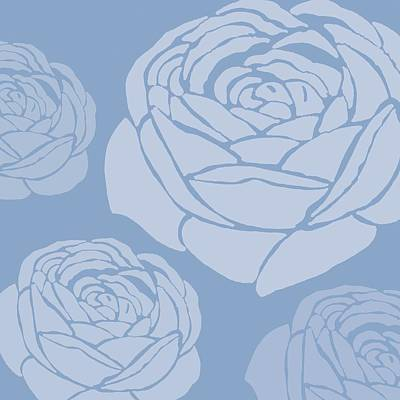 Rose Wall Art - Digital Art - Brandon Rose by Sarah Hough