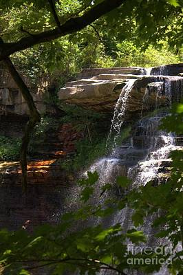 Photograph - Brandywine Falls by Patsy Gunn