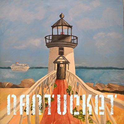 Brant Point Lighthouse - Nantucket Original