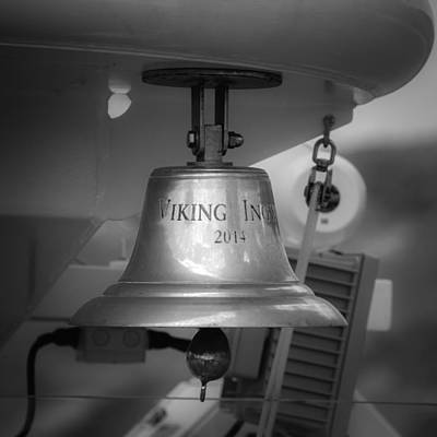 Brass Bell Viking Ingvi 2014 Art Print by Teresa Mucha