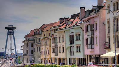 Photograph - Bratislava by Uri Baruch