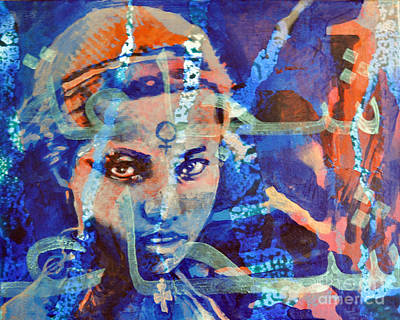 Painting - Brave by Martina Anagnostou