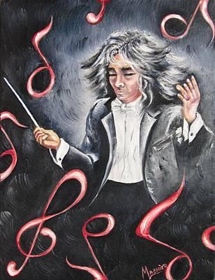 Bravissimo  Art Print by Madeleine Lasnier
