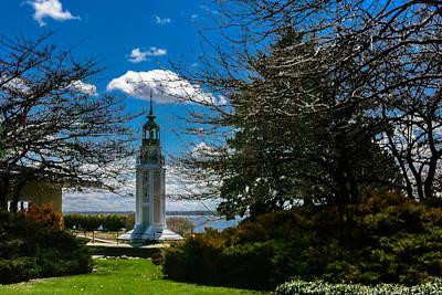 Photograph - Bray's Point Lighthouse by Randy Scherkenbach