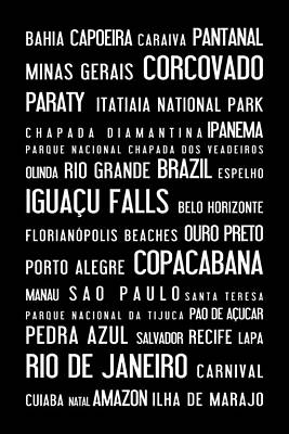 Studio Grafika Zodiac Rights Managed Images - Brazil, black and white poster Royalty-Free Image by Eazudesign A