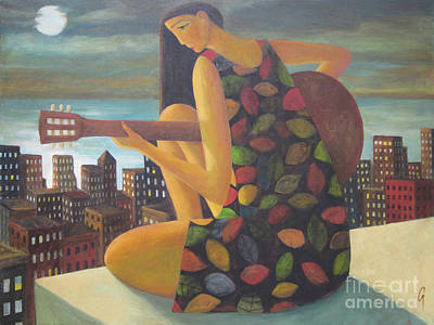 Painting - Brazil by Glenn Quist