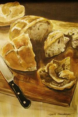 Bread Board Art Print