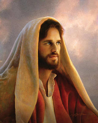 Son Of God Painting - Bread Of Life by Greg Olsen