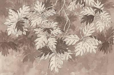 Painting - Breadfruit Tree by Judith Kunzle