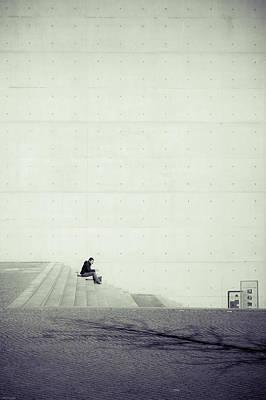 Photograph - Break by Alfio Finocchiaro