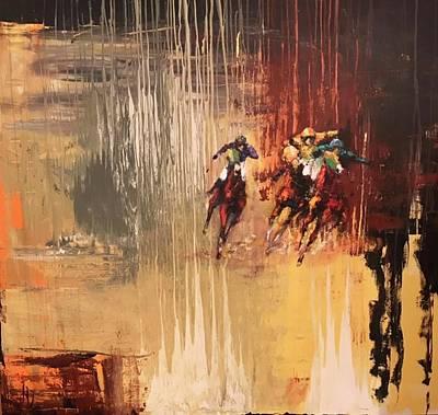 Painting - Break Maiden by Heather Roddy