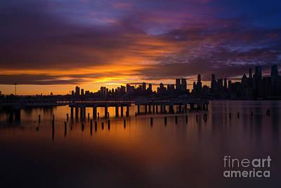 Photograph - Break Of Dawn by Marco Crupi