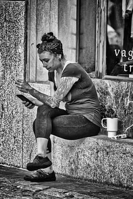 Photograph - Break Time Moments by John Haldane