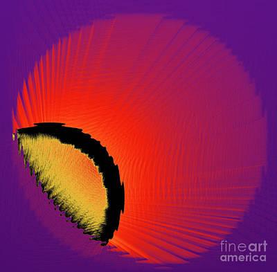 Digital Art - Breakaway by Ray Shrewsberry