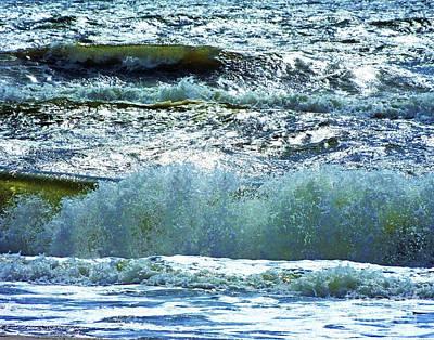 Photograph - Breakers Alabama Point by Lizi Beard-Ward