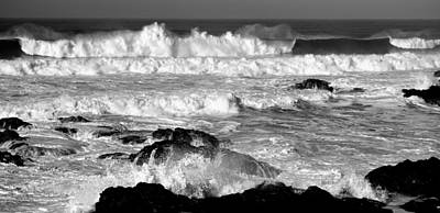 Photograph - Breakers by Nick Kloepping